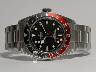 £2,895 (REF 6415) TUDOR BLACK BAY GMT REF 79830RB (2019)