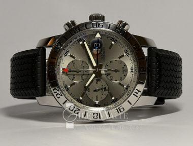 £3,195 (REF 9190) CHOPARD MILLE MIGLIA GMT CHRONO REF 168992-3022 (2010)