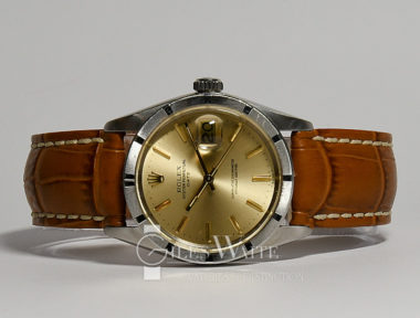 £SOLD (REF 5881) OYSTER PERPETUAL DATE REF 1501 (1975)