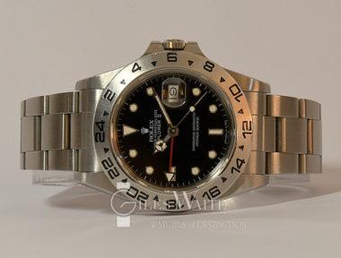 £12,995 (REF 6423) EXPLORER II REF 16550 (1985)