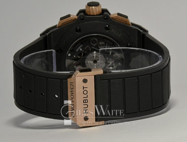 £9,950 (REF 6303) HUBLOT BIG BANG UNICO KING POWER REF 701.CO.0180.RX (2015)