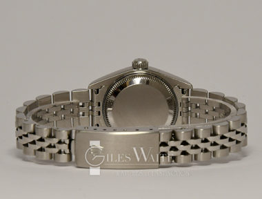 £2,695 (REF 9082) ROLEX LADIES DATEJUST REF 79190 (2006)