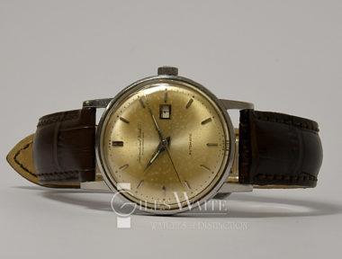 £995 (REF 5646) IWC AUTOMATIC CALENDAR REF 500AD (1965)