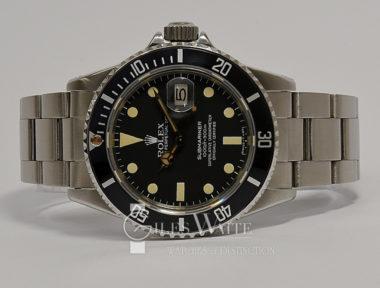 £11,995 (REF 6441) SUBMARINER REF 16800 MATTE (1981)