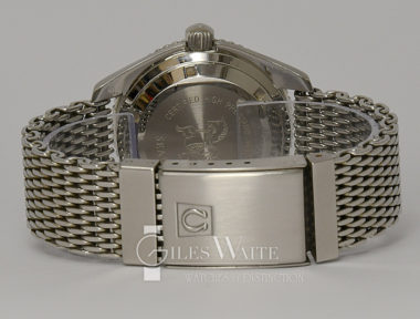 £SOLD (REF 9094) OMEGA WATCH CO SEAMASTER REF ST 165.024 (2012)