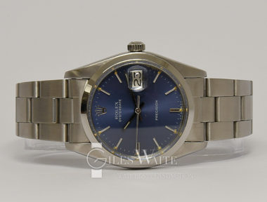 £SOLD (REF 9081) OYSTER DATE PRECISION (1974)