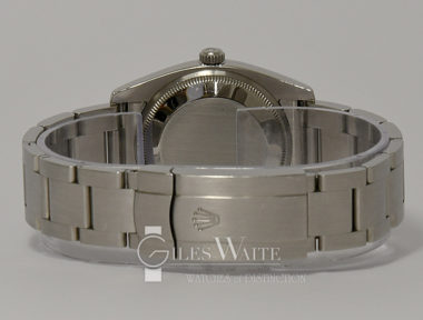 £3,895 (REF 9102) OYSTER PERPETUAL REF 114200 (2015)