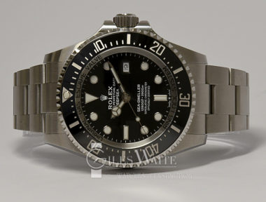 £10,995 (REF 6446) SEA DWELLER DEEPSEA REF 126660 (2020) NEW UN-WORN