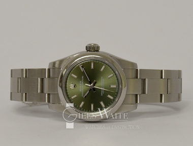 £SOLD (REF 9105) OYSTER PERPETUAL REF 176200 (2015)