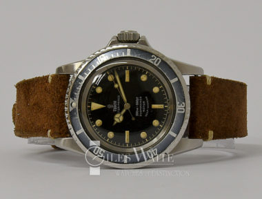 £9,495 (REF 6449) TUDOR SUBMARINER REF 7928 (1965)