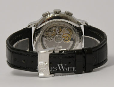 £SOLD (REF 9115) ZENITH EL PRIMERO CHRONOMASTER GT REF 03.1240.4001