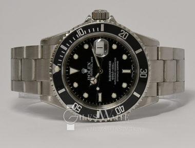 £7,495 (REF 9112) SUBMARINER DATE REF 16610 (2003)