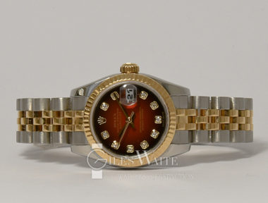 £SOLD (REF 9132) LADY DATEJUST REF 179173 (2009)