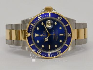 £7,595 (REF 9136) SUBMARINER REF 16613 (1999)