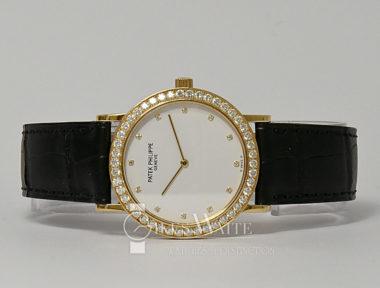 £13,995 (REF 6460) PATEK PHILIPPE CALATRAVA REF 5006J (2000)