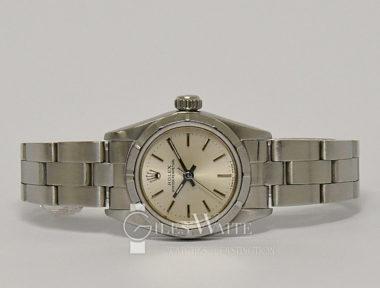 £2,295 (REF 9137) LADIES OYSTER PERPETUAL REF 67230 (1988)