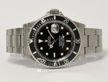 £6,795 (REF 9140) SUBMARINER DATE REF 16610 (1990)