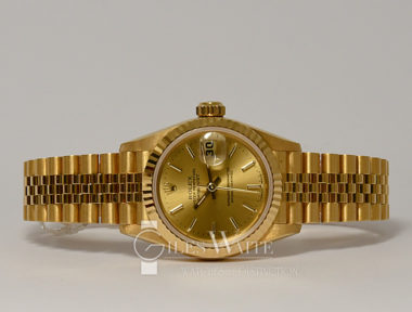 £7,995 (REF 9152) LADY DATEJUST REF 69178 (NEW UN-WORN)