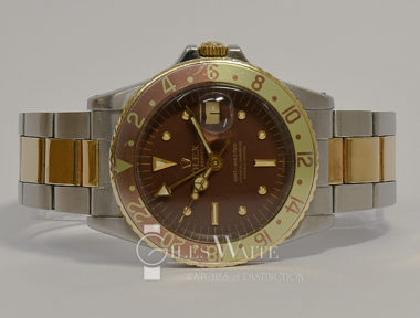 "£16,495 (REF 6472) GMT MASTER ""ROOT BEER"" REF 1675/3 (1972)"