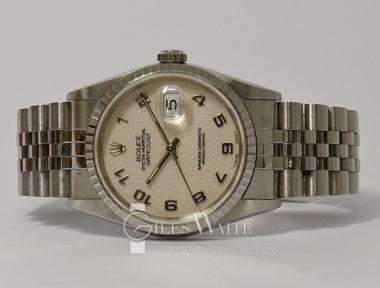 £SOLD (REF 9172) DATEJUST REF 16220 (1998)