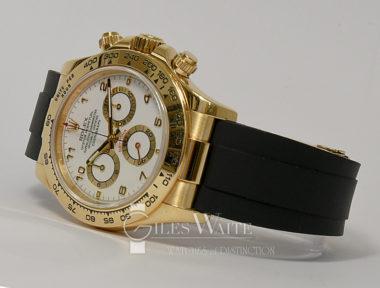 £15,995 (REF 6467) DAYTONA REF 116518 (2008)