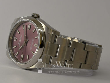 £SOLD (REF 9164) OYSTER PERPETUAL REF 116300 (2018)
