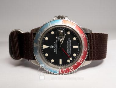 £10,995 (REF 6470) GMT MASTER II REF 1675 (1978)