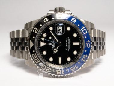 £11,995 (REF 6479) GMT MASTER II REF 126710 BLNR (2020)