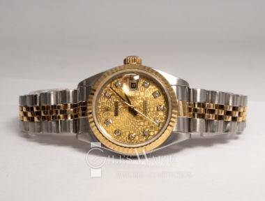 £3,795 (REF 9176) DATEJUST REF 79173 (2002)