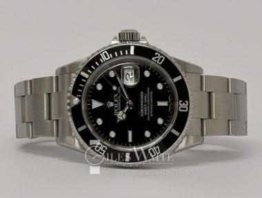 £6,895 (REF 9112) SUBMARINER DATE REF 16610 (2003)