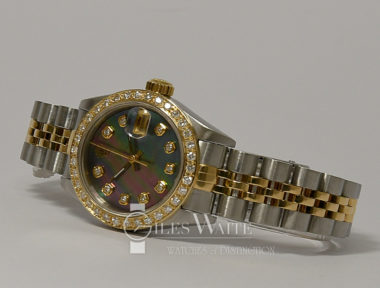 £3,995 (REF 9196) LADY DATEJUST REF 69173 (1995)
