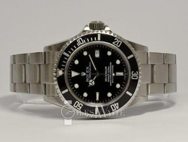 £7,795 (REF 9200) SEA DWELLER 4000 REF 16600 (2008)