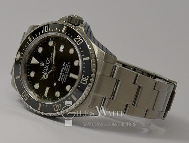 £11,395 (REF 9217) SEA DWELLER REF 116600 (2014)