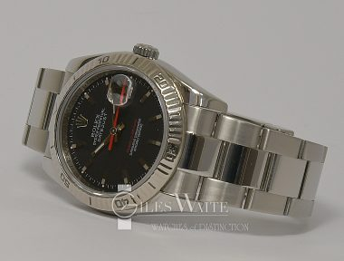 £4,895 (REF 9153) DATEJUST TURNOGRAPH REF 116264 (2009)