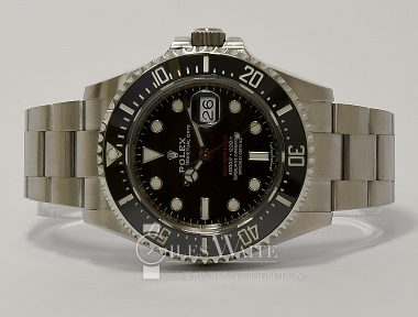 £10,995 (REF 9203) SEA DWELLER 50TH ANNIVERSARY REF 126600 (2018)