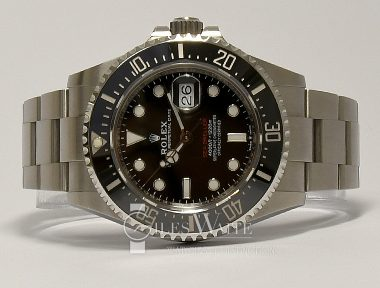 £11,395 (REF 9235) SEA DWELLER 50TH ANNIVERSARY REF 126600 (2019) UN-WORN