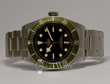 £3,895 (REF 6489) TUDOR BLACK BAY HARRODS REF 79230G (2020)NEW UN-WORN