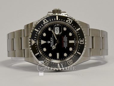 """£10,895 (REF 9249) SEA DWELLER 50TH ANNIVERSARY """"RED"""" REF 126600 (2017-MAY)"""