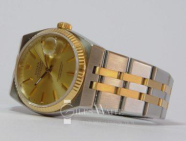 £4,695 (REF 9289) DATEJUST OYSTER QUARTZ REF 17013 (1985)