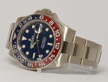 £37,995 (REF 6491) GMT MASTER II REF 126719BLRO (2020) NEW UN-WORN