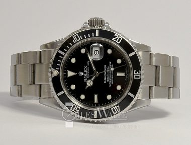 £SOLD (REF 9314) SUBMARINER REF 16610 (2006)