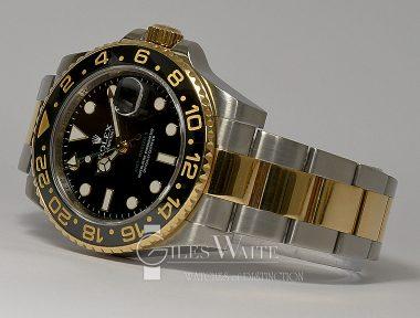 £9,295 (REF 9304) GMT MASTER II REF 116713LN