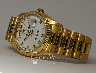 £11,295 (REF 9300) DAY DATE REF 18238 (1998)