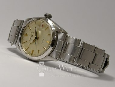 £2,995 (REF 9305) OYSTER DATE PRECISION MODEL 6466 (1961)
