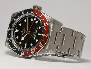 £SOLD (REF 9310) TUDOR BLACK BAY GMT REF 79830RB (2020) NEW UN-WORN