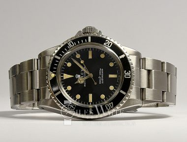 "£11,995 (REF 9308) SUBMARINER REF 5513 ""BOND"" (1972)"
