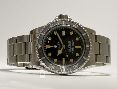 £19,995 (REF 6502) SEADWELLER 1665 GREAT WHITE (1980)