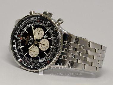 £3,995 (REF 6505) BREITLING NAVITIMER HERITAGE REF A35350 (2008)