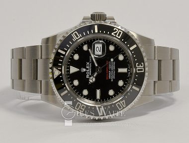 £SOLD (REF 9312) SEADWELLER 50TH ANNIVERSARY (2019) NEW UN-WORN