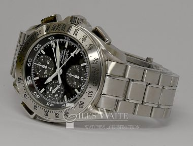 £SOLD (REF 9331) SPEEDMASTER RATTRAPANTE SPLIT SECONDS REF 35405000 (2006)